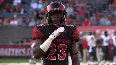 Atlanta Falcons: CB Damontae Kazee (5th round, No. 149)