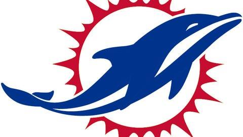 Miami Dolphins (Bills colors)