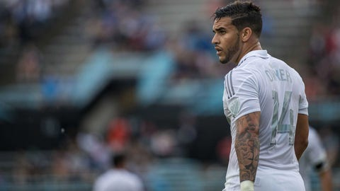 Sporting Kansas City: Still in the playoff fight, but vulnerable