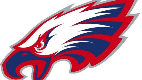 Philadelphia Eagles (Giants colors)