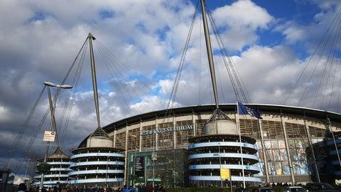 Etihad Stadium (Manchester City): €57M