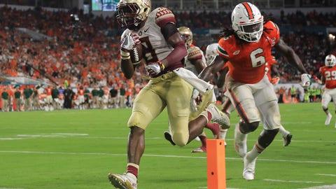 Florida State (4-2), re-rank: 15
