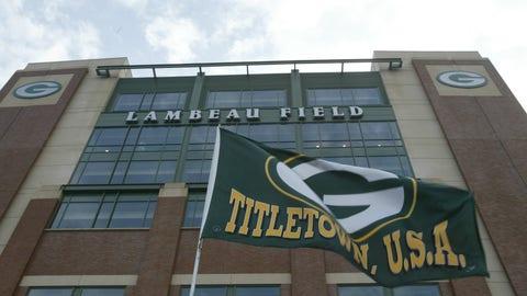 Go to Lambeau Field