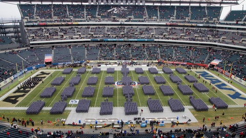 Go to the Army/Navy game