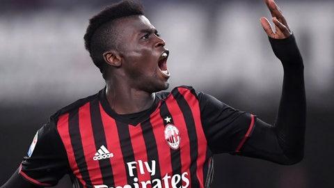 AC Milan vs. Juventus - Saturday, 2:45 pm