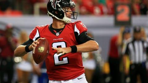 Matt Ryan, Falcons