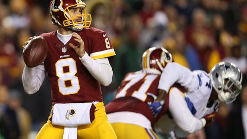Washington Redskins (last week: 12)