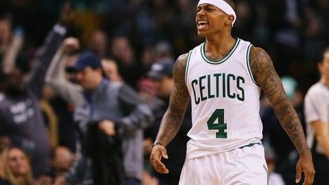 Isaiah Thomas - Boston Celtics