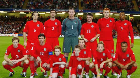 Wales vs. Poland (October 2004)