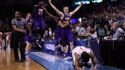 Go to a first-round session for the NCAA tournament