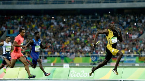 Get tickets to a big Olympic event