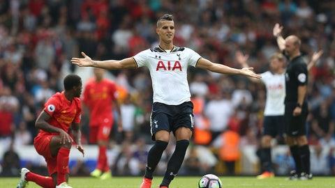 Erik Lamela -- Tottenham Hotspur
