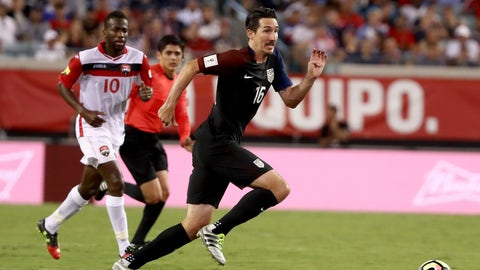 What to do with Sacha Kljestan?
