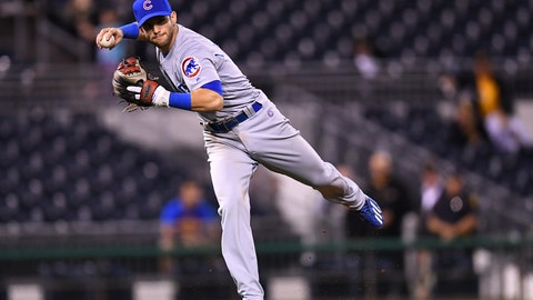 The Cubs' defense is otherworldly