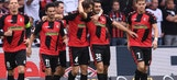 Grifo's close range goal gives Freiburg 1-0 lead | 2016–17 Bundesliga Highlights