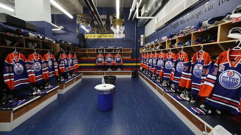 Heck, even youth locker rooms look nicer