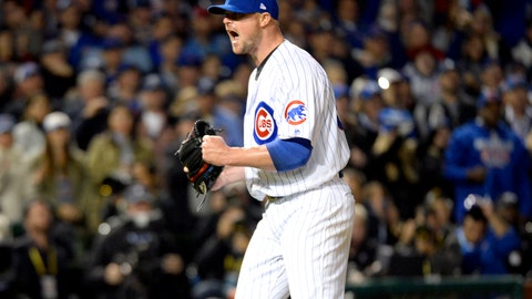 Jon Lester is a winner