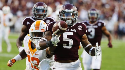 Malik Foreman (undisclosed injury – missed Alabama game)