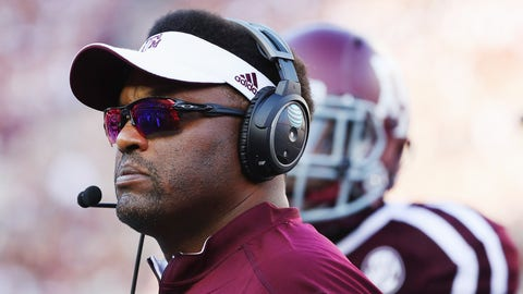 We haven't seen A&M's best yet