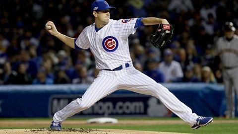 Kyle Hendricks, SP, Cubs