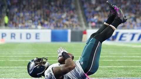 Ryan Mathews, RB, Eagles (illness): Active