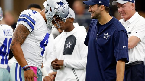 The Cowboys now have an easy decision to make at quarterback