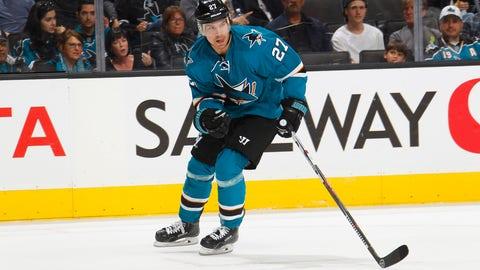 Joonas Donskoi - San Jose Sharks