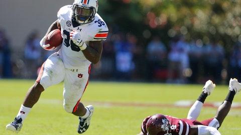Auburn (4-2), re-rank: 26