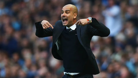 Guardiola has some work to do