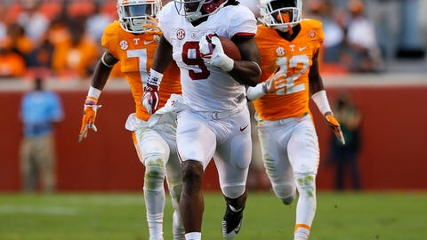 Bo Scarbrough, RB, Redshirt Soph., (Alabama)