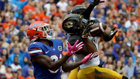 Florida (5-1), re-rank: 19