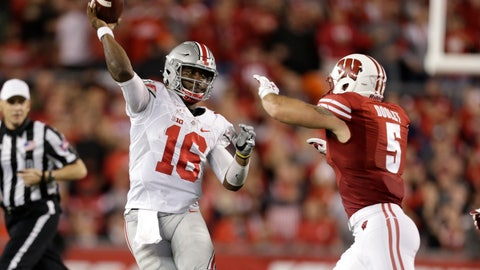 Ohio State is flawed, but elite