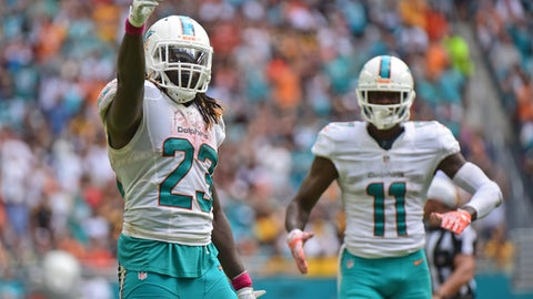 Ajayi stands alone