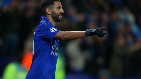 Leicester City — Riyad Mahrez