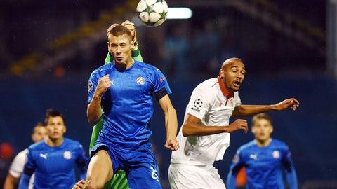 Filip Benkovic -- Dinamo Zagreb