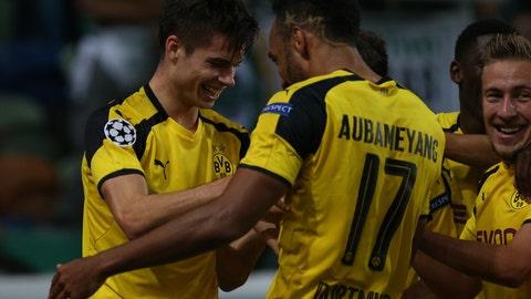 Borussia Dortmund (Previously: 6)