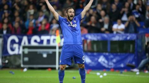 Gonzalo Higuain - Napoli/Juventus