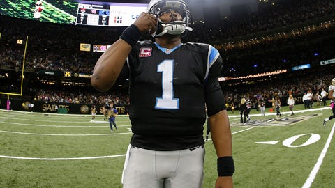 Panthers (-3) over RAMS (Over/under: 45)