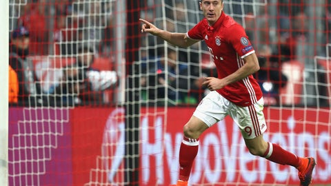 Robert Lewandowski - Bayern Munich