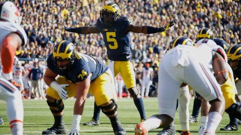 Michigan is still a menace