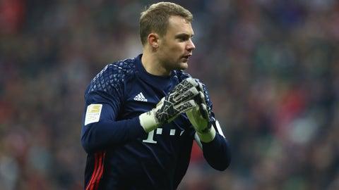 Manuel Neuer - Bayern Munich