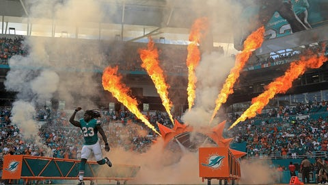 Sunday: Dolphins at Chargers