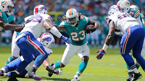 Dolphins 28, Bills 25