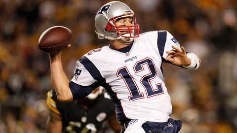 New England Patriots (last week: 2)