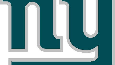 New York Giants (Eagles colors)