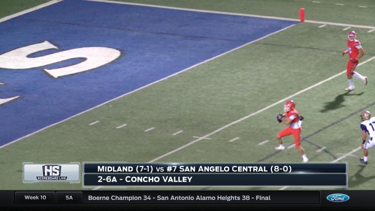 HS Scoreboard Live Midland Vs San Angelo Central