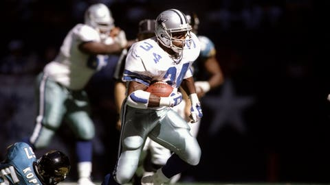 The trade: Cowboys RB Herschel Walker to the Vikings (1989)