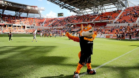 Houston Dynamo (USA): $215 million