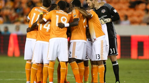 Houston Dynamo: Already eliminated