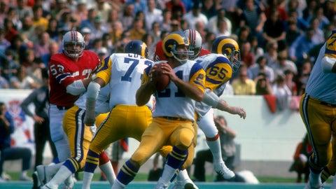 Rams QB John Hadl to the Packers (1974)